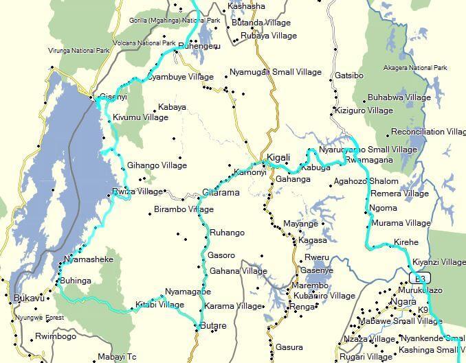 Route Rwanda