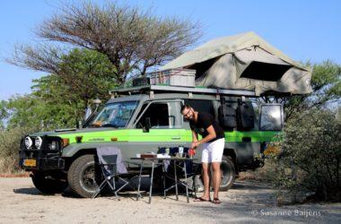 campinglife Botswana