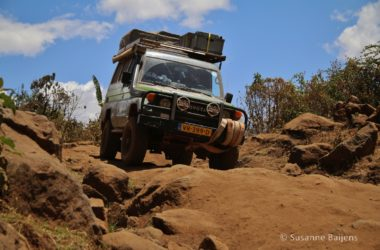Elgon pas Uganda