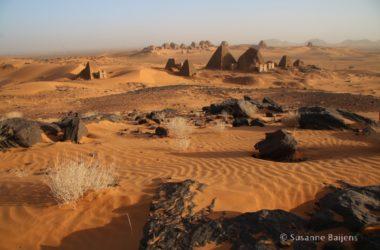 Piramides van Meroe