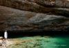 Sink hole Oman