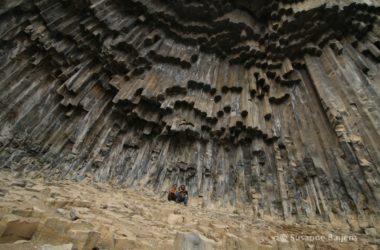 Symphony of stones in Armenie